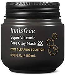<b>Innisfree</b> Super Volcanic <b>Pore Clay</b> Mask 100ml: Amazon.ca: Beauty