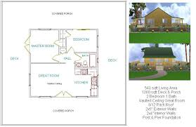 most interesting small house plans material list 4 24 x houses
