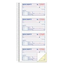 adams two part rent receipt book 2 3 4 x 4 3 4 carbonless 200 adams two part rent receipt book 2 3 4 x 4 3 4 carbonless 200 forms walmart com