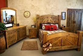gorgeous unique rustic bedroom furniture set. roman wall clock feats with gorgeous small rug and original rustic bedroom furniture unique set i