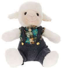 <b>Magic Bear Toys Мягкая</b> игрушка Овечка мальчик 23 см — купить в ...
