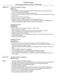 Pilot Resume Pilot Resume Therpgmovie 24