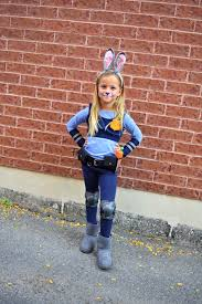 officer judy hopps costume from zootopia