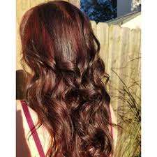 Cherry Coke Haircolor Redbrown Cherrycoke Red