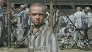 shmuel from the boy in the striped pyjamas after being beaten  a shaded skin of shmuel from the movie the boy in the striped pyjamas