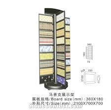 Metal Display Racks And Stands Tile Sample Displays Top Metal Slate Display Rack Stands Really 61