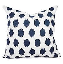 navy pillow shams. Unique Navy Blue Pillows  Navy And White Polka Dot Pillow Cover Custom Sham  Decorative In Shams