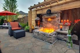 patio designs with fireplace. Backyard Patio Designs With Fireplace Best Outdoor Design 6 Ideas Set S