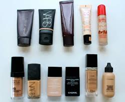 my foundation shade guide for normail nc35 37 and tanned nc40