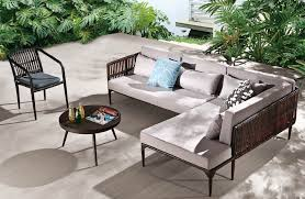 modern outdoor sectional. Deep Seat Sectional Patio Contemporary With Modern Outdoor Sofa B