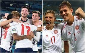 England vs Denmark: The key battles in ...