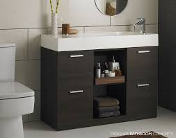 design basin bathroom sink vanities: elegant modern bathroom sink aida homes contemporary designer bathroom vanity