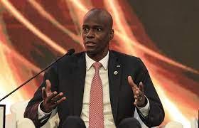Haiti President Jovenel Moise ...