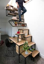 creative ideas for home furniture. stairs with storage creative ideas for home furniture kickvick