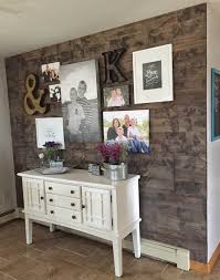 how to fake a reclaimed wood wall wooden accent ideas faux diy home depo full size
