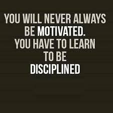 Discipline Quotes New 48 Beautiful Discipline Quotes You Must Read To Get Guarantee Success