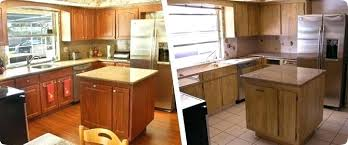 home depot cabinet refacing before and after. Cabinet Refacing Home Depot Before And After . R