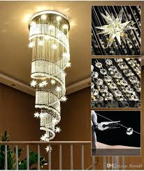 modern raindrop chandelier modern crystal raindrop chandelier lighting flush mount led ceiling light fixture pendant lamp