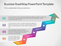 Road Map Powerpoint Business Roadmap Powerpoint Template 11 Slideuplift
