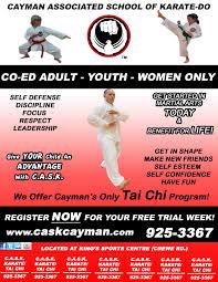 flyer c a s k karate do c a s k karate do
