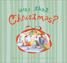 Was That Christmas?: McKay, Hilary, Harvey, Amanda: 9780689847653:  Amazon.com: Books