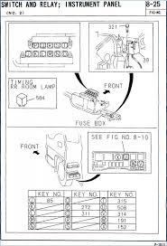 2002 trooper fuse box wiring diagram technic