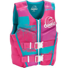 Connelly Life Jacket Size Chart Connelly Girls Youth Neoprene Life Jacket