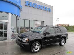 2002 Onyx Black Chevrolet TrailBlazer LS 4x4 #55709075   GTCarLot ...