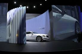 new car launches eventsHow Cadillac Is Dramatically Reinventing Its Image