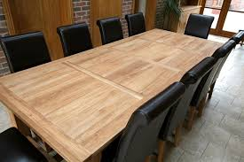 Refectory Tables Refectory Oak Dining Table Large Dining Tables Decor of Dining  Table Seat 10