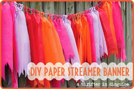 diy birthday party decorations banner