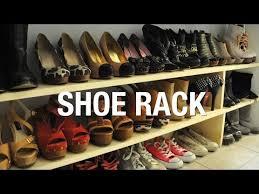 diy wooden shoe rack superholly