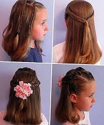 Jednoduché A Krásne účesy Pre Dievčatá Do školy Si To Sami S Videom