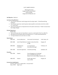 machinist resume occupationalexamplessamples free edit with word manual machinist resume