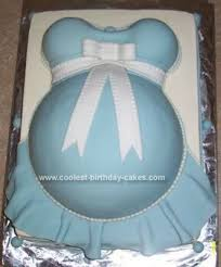 Baby Shower Belly Cakes Boy  BarberryfieldcomBelly Cake For Baby Shower