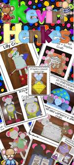 Kevin Henkes Author Study Activities Crafts