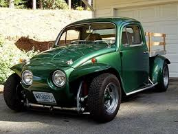 Buy new 1960 Volkswagen Beetle Pick Up Truck, A Unique & fresh built ...