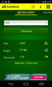 Auto Fare Chart In Jaipur Meter Down Ahmedabad Autometers