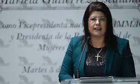 Pese a ataques, alcaldesas no nos rajamos: Mariela Gutiérrez