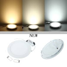 ultra thin design w new white led ceiling lights