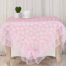 rural cloth lace bedside cupboard gaba tablecloth