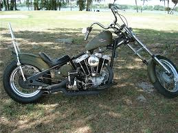 1942 harley davidson wla 45 magnum custom chopper 102893