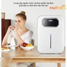 Tủ lạnh mini cực xịn 20 Lit Kemin - Dùng trong nhà hoặc oto đều được