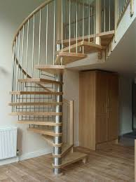 Best Spiral Staircase Apartmentsattractive Compact Spiral Staircase Mm Metal Range