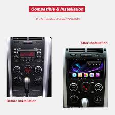 2007 Suzuki Grand Vitara Esp Light Us 212 25 25 Off Bonroad Android 8 1 0 Eight Core Car Dvd Radio For Suzuki Grand Vitara 2007 2011 Stereo Gps Navigation Car Audio Video Player In