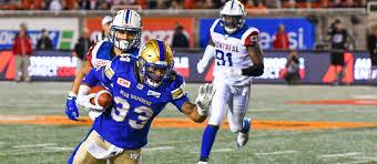 Team Previews Winnipeg Blue Bombers