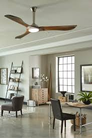 ceiling fans with lights for living room. With A Clean, Modern Aesthetic And Hand Carved Balsa Wood Blades Inspired By Mid-century Aesthetic, The 72\ Ceiling Fans Lights For Living Room Pinterest
