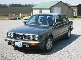 1987 BMW 325i review