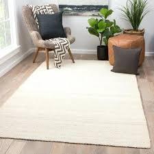 white jute rug natural solid indoor rectangular area x black and stripe