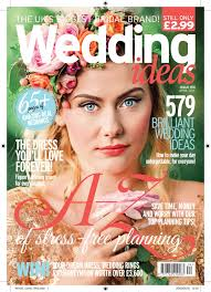 Shp In The Media Cover Story Wedding Ideas Magazine Samantha